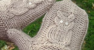 Different Usages of the Owl Knitting Patterns – fashionarrow.com da890572872d