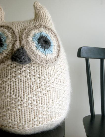 Free free owl knitting patterns Patterns ⋆ Knitting Bee (4 free