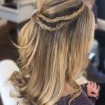 Get ready for party with interesting and   cute party hairstyles