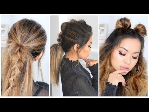 Choose the perfect hairstyle for the   perfect occasion