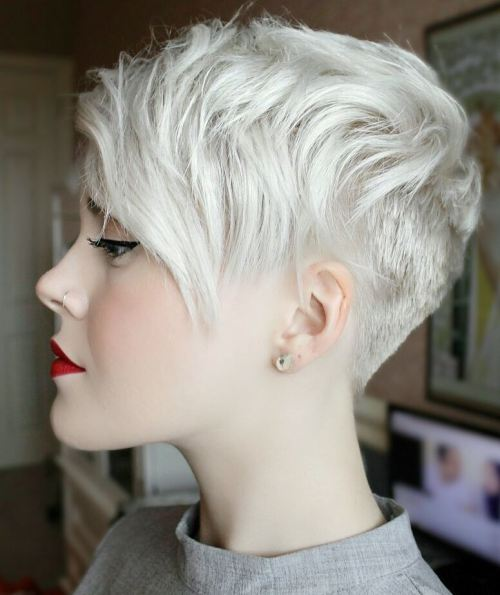 30 Hottest Pixie Haircuts 2019 - Classic to Edgy Pixie Hairstyles