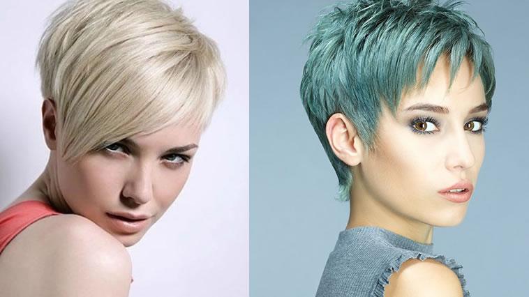 Short Pixie Cut Hairstyles u2013 Easy Pixie Haircuts for Fine Hair 2018
