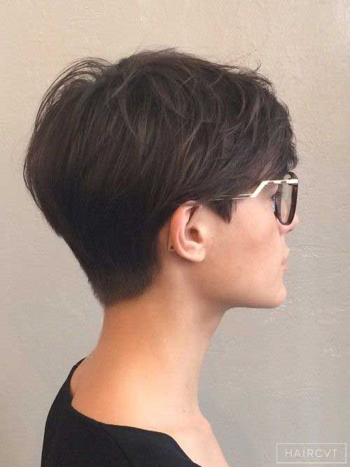 Get to know how to create pixie   hairstyles