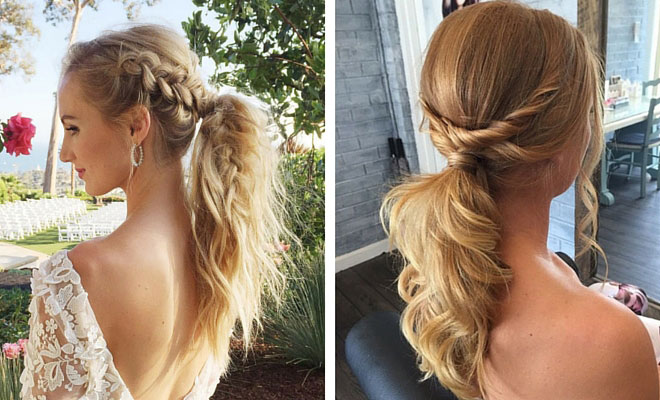 45 Elegant Ponytail Hairstyles for Special Occasions | StayGlam