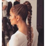 Tie Up Yourself with Ponytail Hairstyle