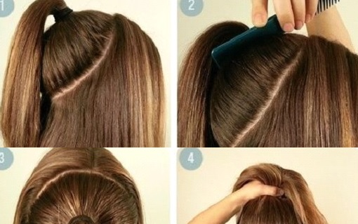The Phony Ponytail Hairstyle Tutorial | Chikk.net