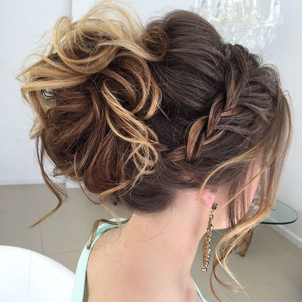 60 Fresh Prom Updos for Long Hair (March 2019)