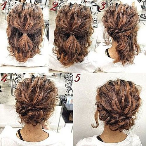 11 Best Prom Hairstyles for Short Hair 2018 | Hairstyles 2018