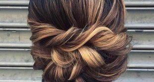 21 Beautiful Hair Style Ideas for Prom Night   Social hair ideas