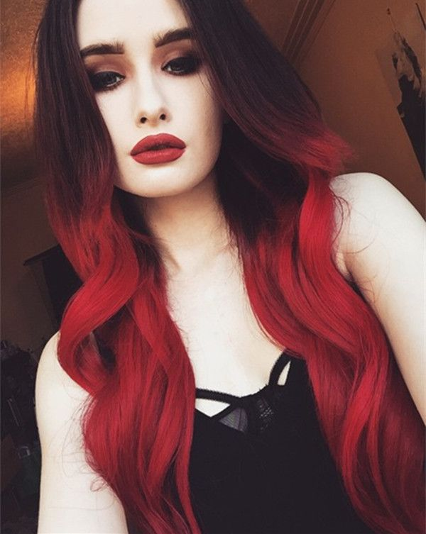 10 Shades of Red, More Choices to Dye Your Hair Red - | Hair color