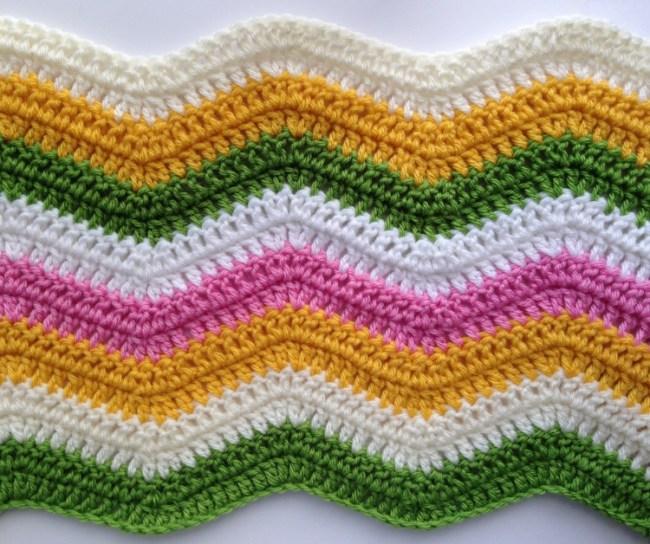 Ripple Crochet Pattern: Tutorial and Expert Advice