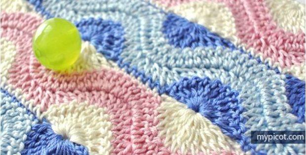 Crochet Ripple-Ring Stitch [FREE Crochet Pattern]