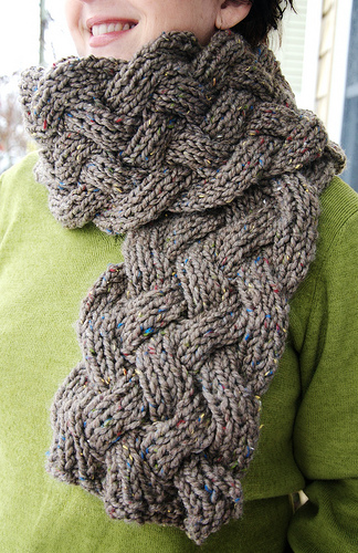 Ravelry: Lamar Scarf pattern by Gale Zucker