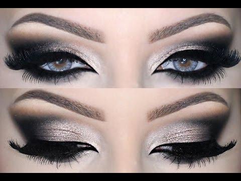 ♡ Sexy and Dramatic ♡ Smokey Eye Make Up | Melissa Samways