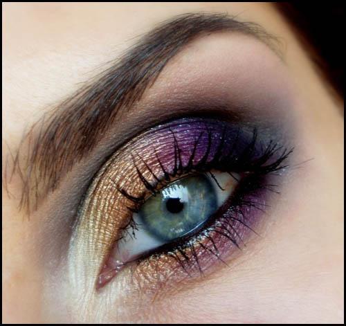 Sexy Eyes in a Few Easy Steps