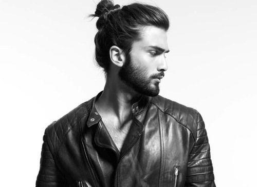 7 Sexy Hair Ideas for Longer Hair on Guys