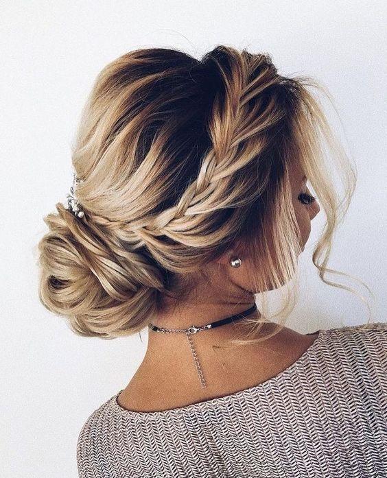 17 Best Hair Updo Ideas for Medium Length Hair | Sexy Hairstyle