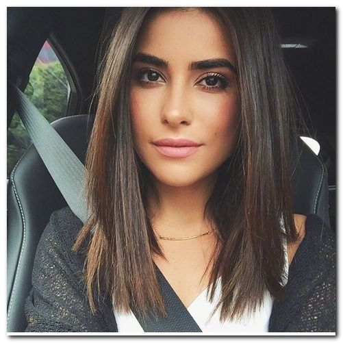 40 Super Sleek and Sexy Hairstyles for Medium Length Hair | Beauty