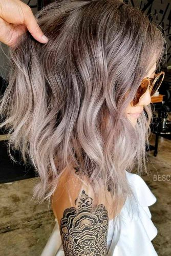 37 Sexy Shoulder Length Haircuts For Trendy Look