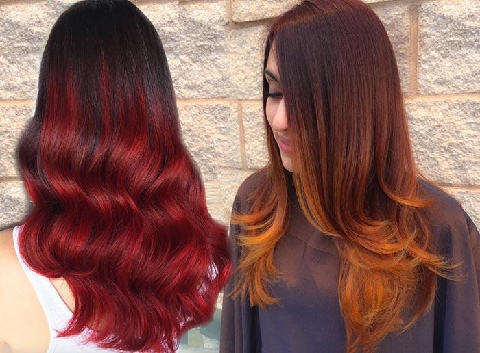 100 Badass Red Hair Colors: Auburn, Cherry, Copper, Burgundy Hair