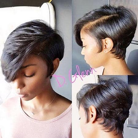 Short black hairstyles - Short and Cuts Hairstyles