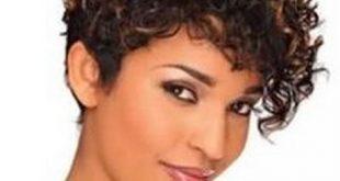 Very short curly hairstyles u2026 | Haircuts | Pinteu2026