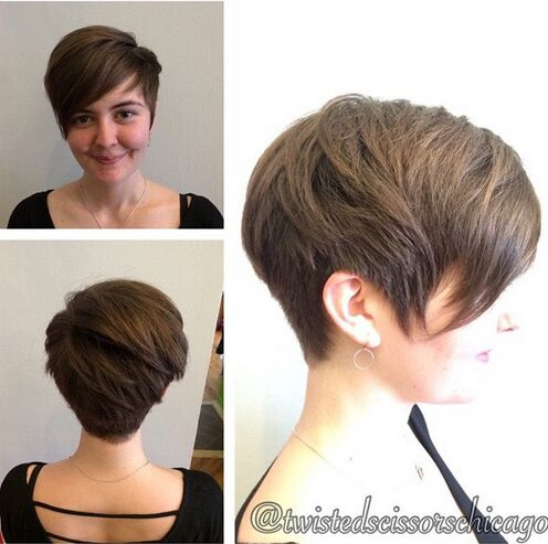 Everyday Hairstyles Ideas for Short Hair - PoPular Haircuts