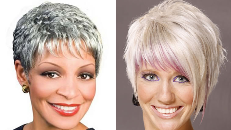 30 Easy Short Hairstyles for Older Women u2013 You Should Try! u2013 HAIRSTYLES
