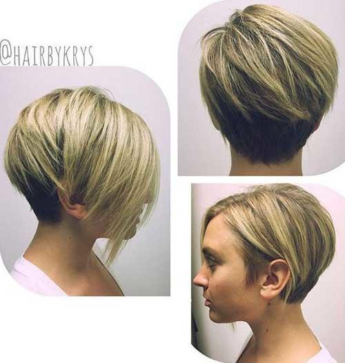 Celebrity short haircuts for round faces - Short and Cuts Hairstyles