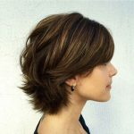 Look smart with short hairstyles for   thick hair