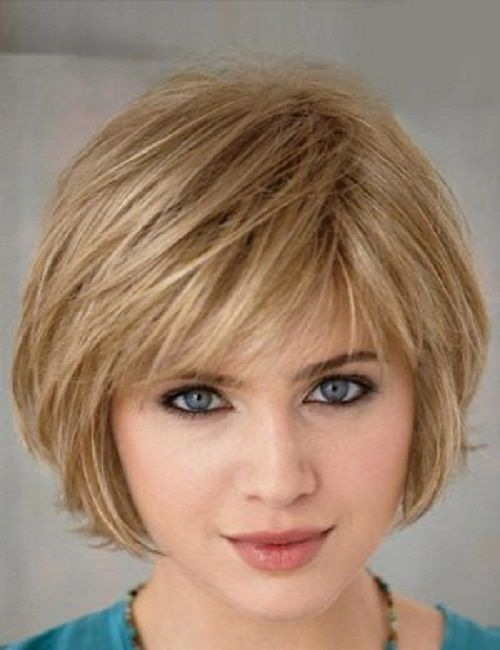 17 Short Hairstyles With Thick Hair! SUPER !! hairstyles for thick