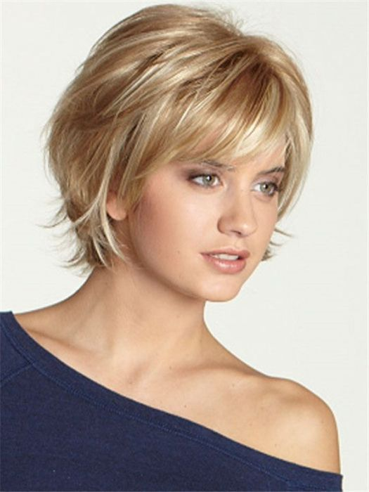 Short Layered Hairstyles with Bangs | Hair styles | Hair styles