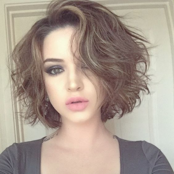 11+ Best Short Messy Hairstyles Ideas for Women | Hair And Makeup
