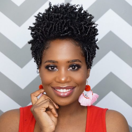 19 Short Natural Hairstyles for Black Women - Hot on Instagram in 2019