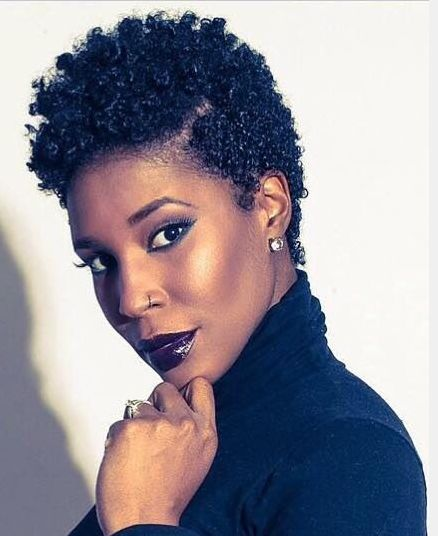Short Natural Hairstyles for Women 23 | beauty | Pinterest | Natural