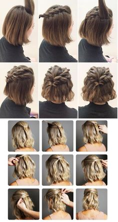 Learn How To Enhance Your Looks With Simple Hairstyles