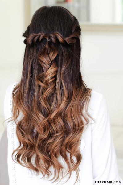 25 Easy Summer Hairstyles u2013 Luxy Hair