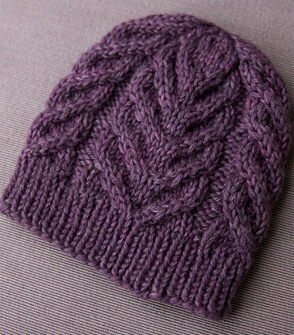 Easy and simple knitting hat patterns - Crochet and Knitting