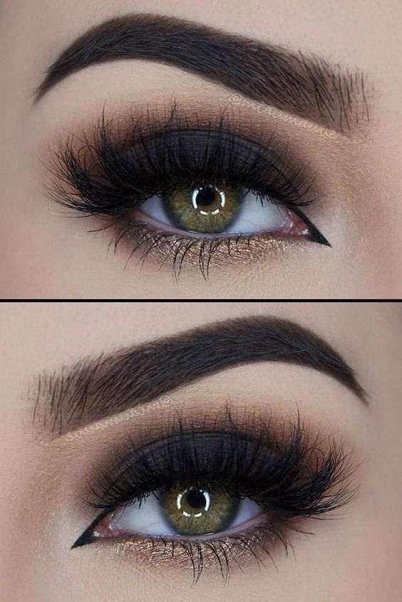 21 Sexy Smokey Eye Makeup Ideas to Help You Catch His Attention See