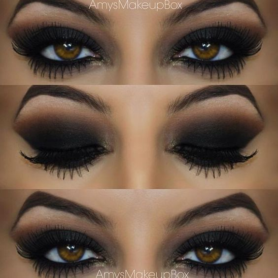 20 Easy Step By Step Smokey Eye Makeup Tutorials for Beginners