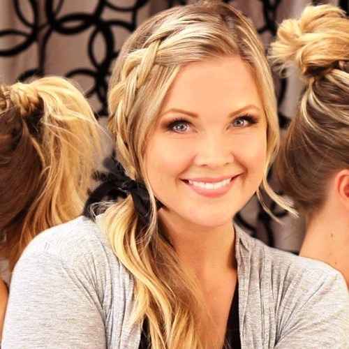 24 Trendiest Straight Hairstyles - Grab a Snazzy Look Right Now