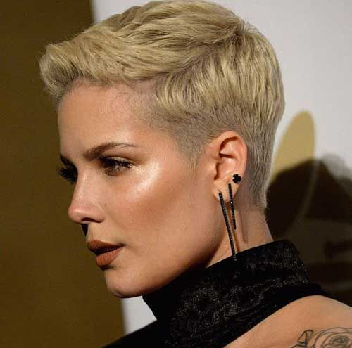 25 Super Short Haircuts for Captivating Ladies | Things | Pinterest