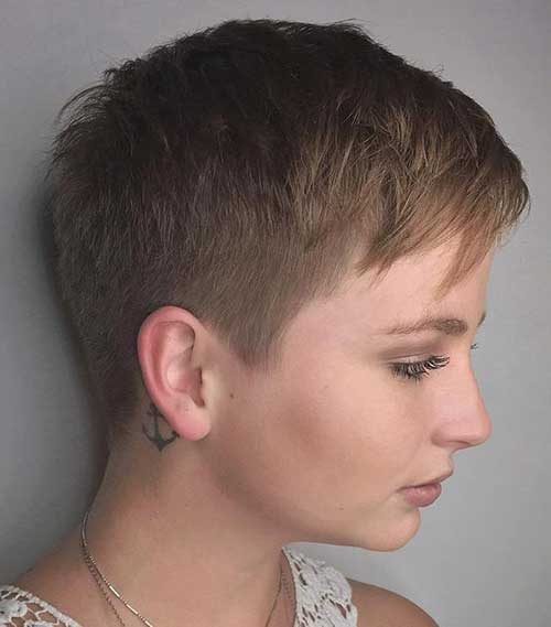 Super Short Haircuts for Modern and Unique Look