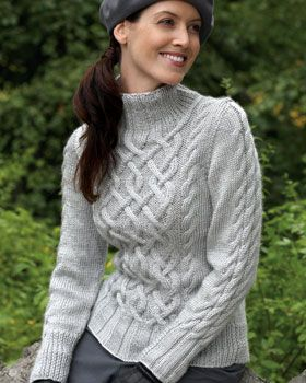 Smart Look in Various Sweater Knitting   Patterns