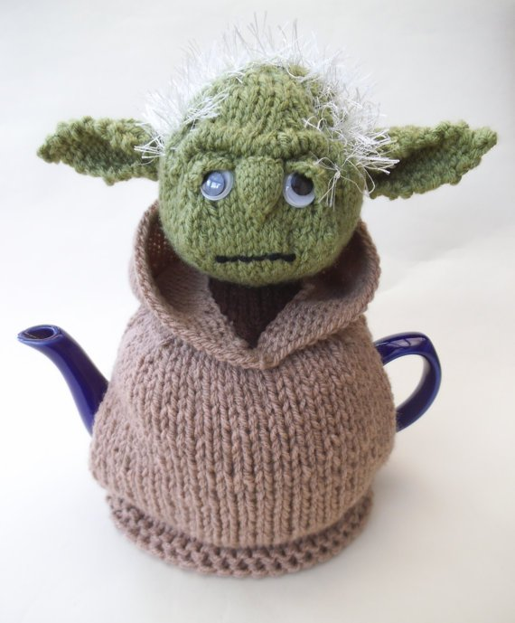 Teapot Cozy Knitting Patterns - In the Loop Knitting
