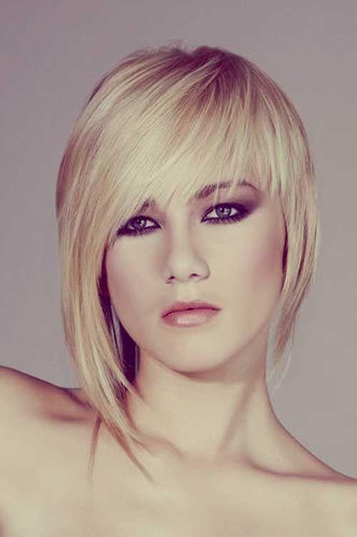 25 Best Short Straight Hairstyles   Haircut ideas   Hair, Short hair