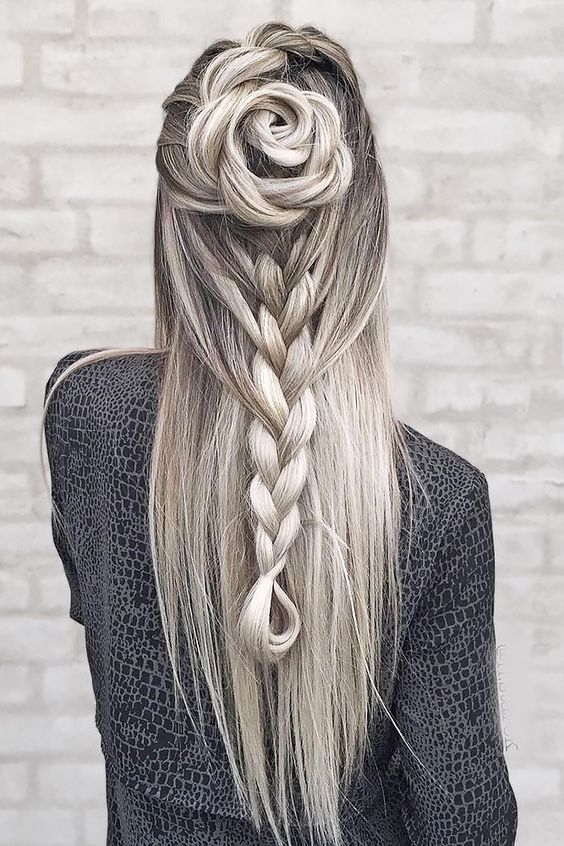 Creative & Unique Hairstyles Pictures, Photos, and Images for
