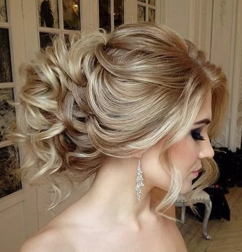 Wedding Updo Hairstyles | Wedding Hairstyles | Bridal Updo