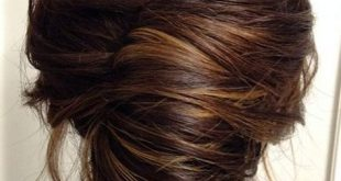 70+ Fun And Easy Updos For Long Hair | wedding hair | Pinterest