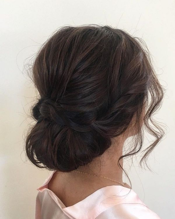 60 Easy Updos for Medium Length Hair (March 2019)